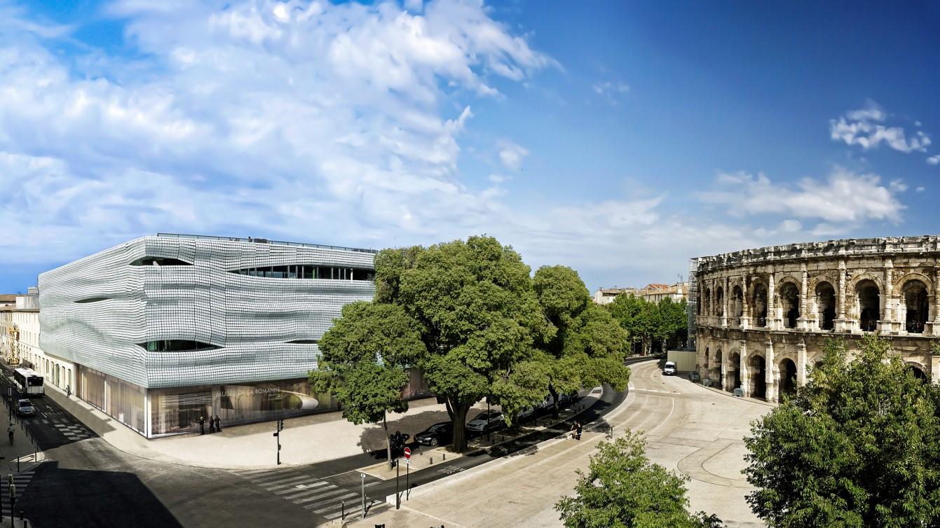 Le Musée de la Romanité